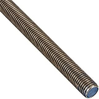 18-8 Stainless Steel Fully Threaded Rod, 3/4