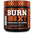 Burn-XT Thermogenic Fat Burner Powder - Weight Loss Supplement, Appetite Suppressant, Pre Workout Energy Booster - Acetyl L Carnitine, Green Tea Extract (EGCG), Capsimax - 30 Sv, Strawberry Lemonade