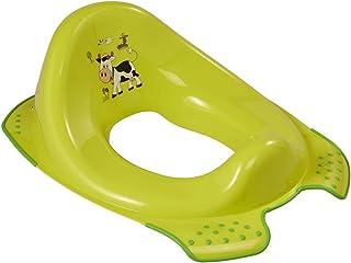Kinderharte Sitztoilette Baby Tritthocker WC Kinderunterst/ützungs Toiletten Toilettensitz f/ür Jungen und M/ädchen Kinder Wc Sitz Kinder mit Treppe Faltbar Gepolstert