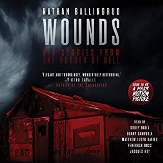 Wounds audiobook cover art