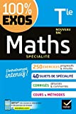 Maths Tle générale (spécialité) Exercices résolus - Nouveau programme, nouveau bac