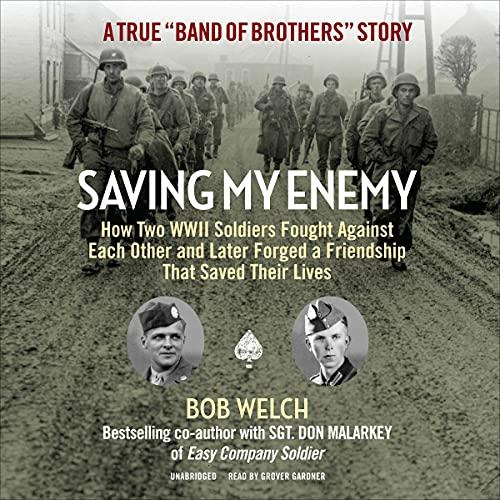 Saving My Enemy cover art