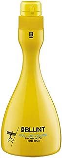 BBLUNT Full On Volume Shampoo for Fine Hair 400 ml With Ayur