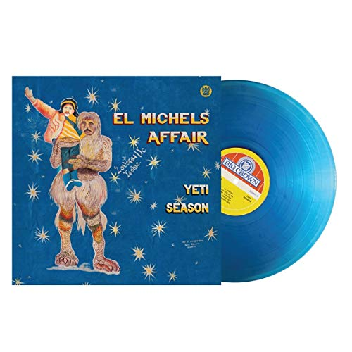 Yeti Season (Clear Blue Vinyl)