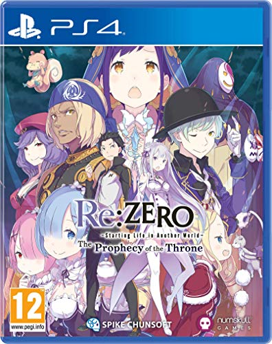 Re: Zero - Starting Life In Another World: The Prophecy Of The Throne Limited Edition (PS4)