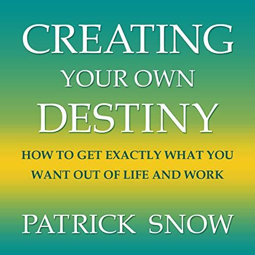 Creating Your Own Destiny Titelbild