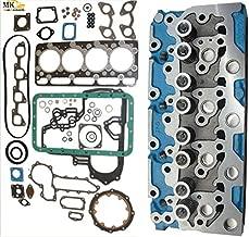 New Complete Cylinder Head & Full Gasket Set For Kubota V2203