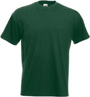 Fruit Of The Loom.. Mens Super Premium Short Sleeve Crew Neck T-Shirt