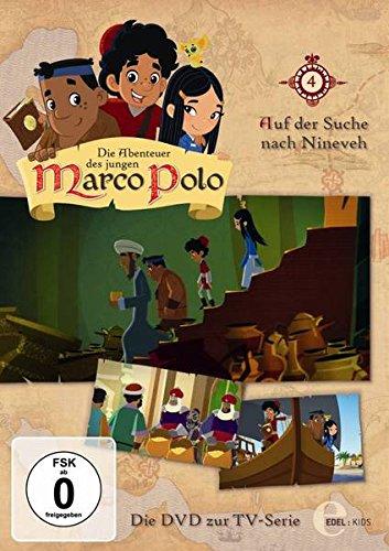 Die Abenteuer des jungen Marco Polo, Folge 4 - Auf der Suche nach Nineveh