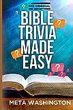 Bible Trivia Made Easy