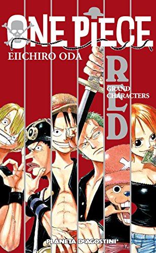 One Piece Guía nº 01 Red: Gran Characters