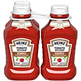 Heinz Simply Tomato Ketchup (44 oz Bottles, Pack of 3)