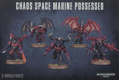 Games Workshop Warhammer 40k - Space Marine du Chaos Possessed
