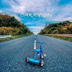 WEAVER「CARRY ON」のCDジャケット