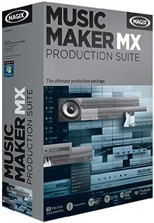 MAGIX Music Maker MX Production Suite