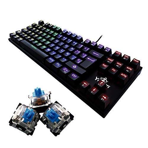 teclados gaming baratos fabricante YEYIAN