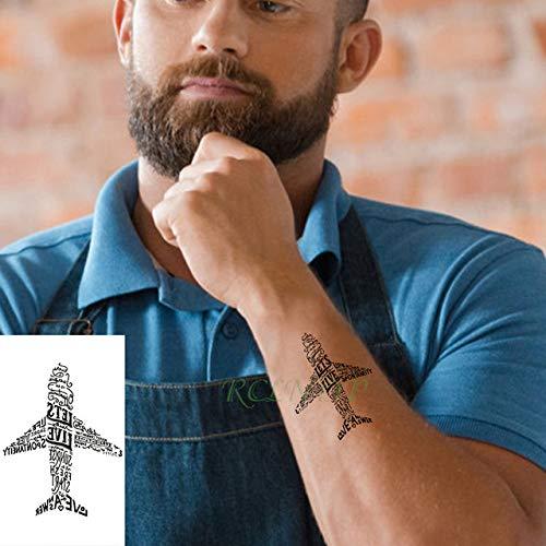 ljmljm 5 Unids Impermeable Etiqueta Engomada del Tatuaje Corona ...