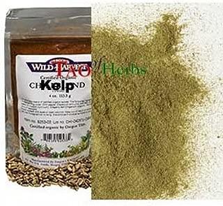 Organic Kelp Thallus Bulk - Powder - 4 oz.