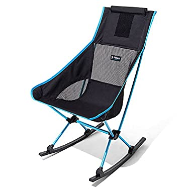 BIG AGNES Helinox Chair Two Rocker,BLACK,One Size