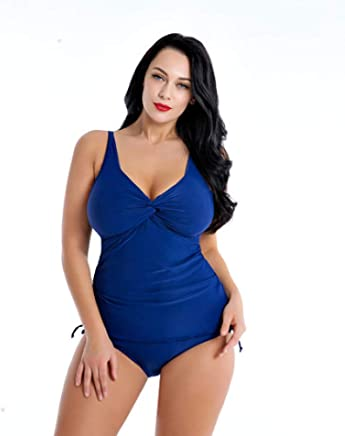 Circlefly OnePiece Swimsuit Female Sexy Solid color Conservative Bikini