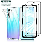 YockTec Case and Screen Protector for Huawei P30 Pro, Soft