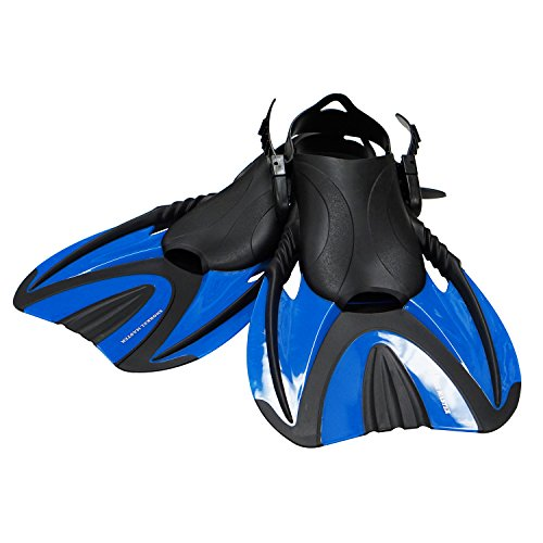 Snorkel Master Swimming Snorkeling Fins