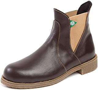 Featherlike, Bunny Brown, 6 inches Boot, Steel Toe, Puntual Resistant, Slip Resistant, Comfort, CSA, ASTM Certified, Made in Canada