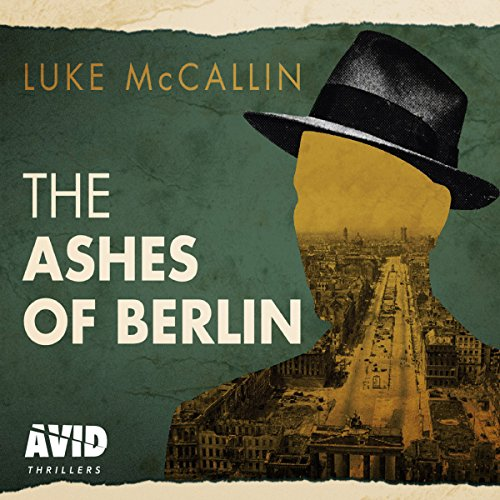 The Ashes of Berlin cover art