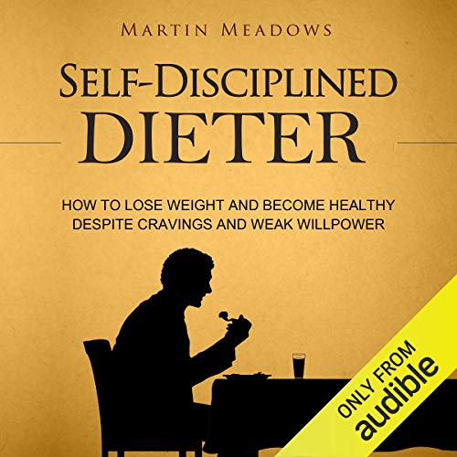 Self-Disciplined Dieter cover art