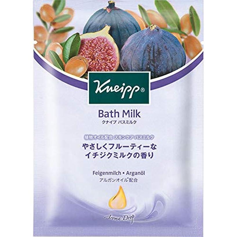 メディカル恥ずかしい刃クナイプ?ジャパン クナイプ バスミルク イチジクミルク 40ml
