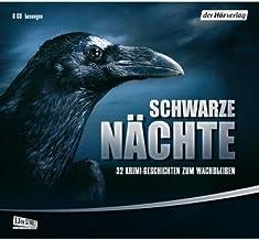 Schwarze Nächte, Audio-CD