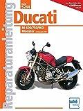 Ducati M 600/750/900 Monster ab 1993: ab Modelljahr 1993