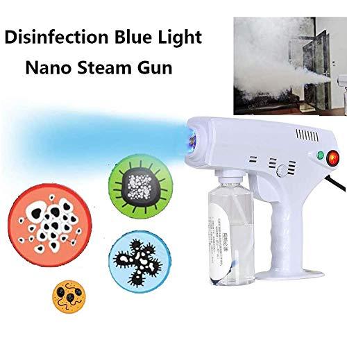 NSWD 260ML Multifonctionnel Capacité Vaporisateur Machine, Ultra Bien Aérosol Eau Brouillard Déclencheur Pulvérisateur Désinfection et Stérilisation Nettoyage