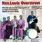 セント・ルークス・パワーハウス教会のオーヴァーストリート牧師(CD)