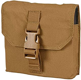 Chase Tactical Single 0.50 Cal Mag Pouch – Holds Single Barret 50 Cal Magazine – US Military Specific, 500D Cordura Material – for Law Enforcement, Combat Training, Medical – Unisex