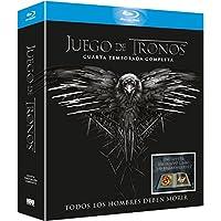 Juego De Tronos Temporada 4 Blu-Ray Premium [Blu-ray]