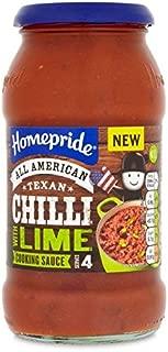 Homepride Texan Chilli Lime - 500g (1.1lbs)