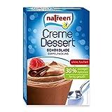 natreen Creme Dessert Schokolade ohne Kochen ? 30% weniger Kalorien, 14 mal 2er Pack, (14 x 2 x 27g ) -