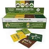 Té verde orgánico de Kiss me organics
