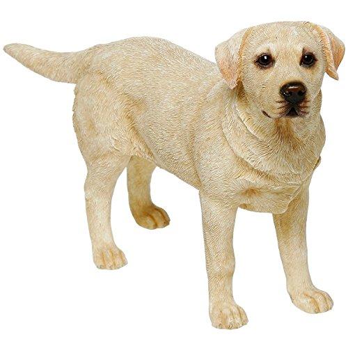 Leonardo, statuetta decorativa a forma di Golden Labrador Retriever