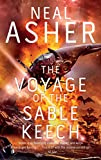 The Voyage of the Sable Keech: The Second Spatterjay Novel (2)