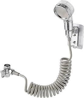 NIDONE Bad douche set douchekop hoge druk handdouche hoofd sprinkler badkamer accessoires