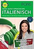 PONS Mein Audio-Sprachkurs Italienisch: Mit dem Hörkurs in 390 Minuten flexibel unterwegs lernen