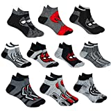 Marvel Spider-man Socks for Boys, 10 Pairs Low Cut Socks for Boys Ages 3-9