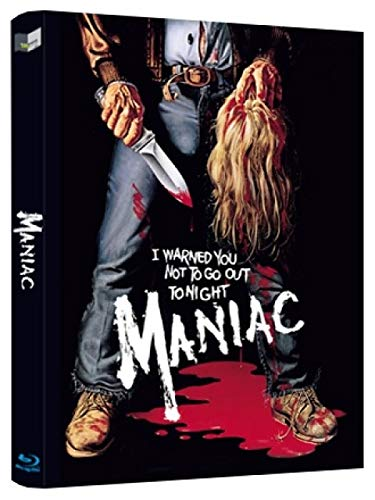 Maniac - Limited Uncut Hartbox Edition - 131 Stk - Blu-ray