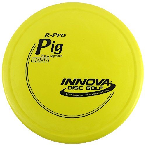 INNOVA R-Pro Pig Putt & Approach Golf Disc [Colors May Vary] - 170-172g
