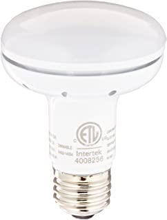 Aurio Lighting BR20 LED Flood Light Bulb, 7-Watt(45-Watt Equivalent), 450 Lumens, 3000k Dimmable, E26 Base