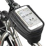 NC-17 4046 Beuteltasche Schwarz - Handy-Schutzhüllen (Beuteltasche, Universal, all iPhones, Galaxy S3/S4/S5, Schwarz)