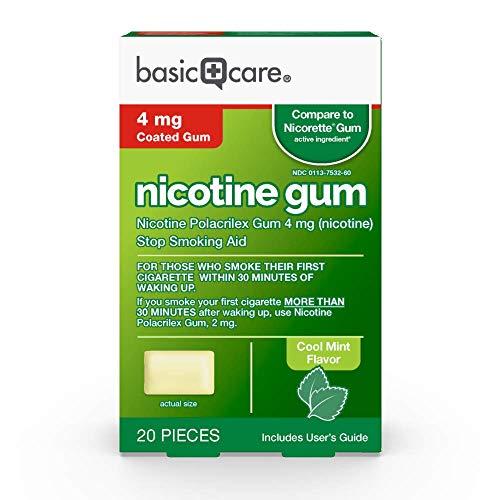 Amazon Basic Care Nicotine Lozenge,