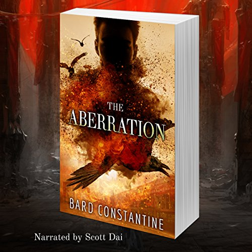 The Aberration audiobook cover art